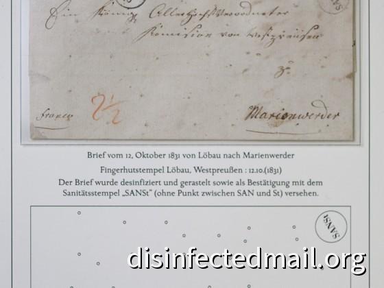 Prussia (Löbau - Marienwerder) : SANSt