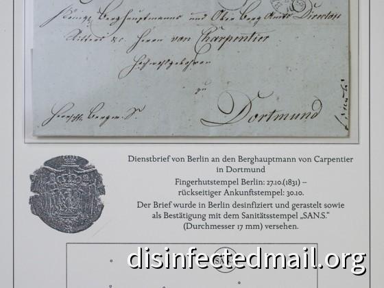 Prussia (Berlin - Dortmund) : San.S.